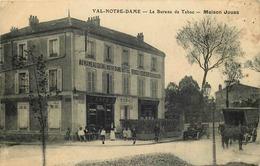 VAL D'OISE  ARGENTEUIL  Le Bureau De TABAC  Maison JOUAS - Argenteuil