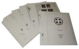 Lindner-T Vordruckblätter T141/94 Griechenland - Jahrgang 1994 Bis 2004 - Vordruckblätter
