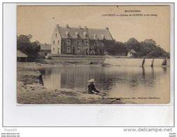 CONCORET - Château De COMPER - Très Bon état - Autres Communes