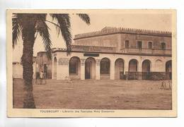 ALGERIE - TOUGGOURT - Librairie Des Touristes Mme Dewamme - Autres Villes