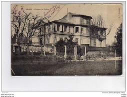 GRANS - Château Du Vallon - Très Bon état - Autres Communes