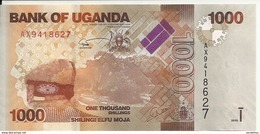 OUGANDA 1000 SHILLINGS 2010 UNC P 49 A - Ouganda