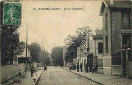 VAL D'OISE  ARGENTEUIL  Rue De Sartrouville - Argenteuil