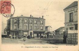 VAL D'OISE  ARGENTEUIL  Carrefour Du Pont Neuf - Argenteuil