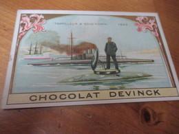 Chromo, Chocolat Devinck - Other