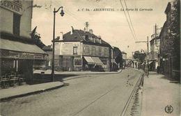VAL D'OISE  ARGENTEUIL La Porte De Saint Germain - Argenteuil
