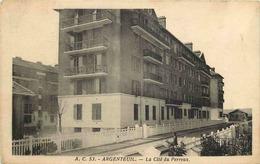 VAL D'OISE  ARGENTEUIL  La Cité Du Perreux - Argenteuil