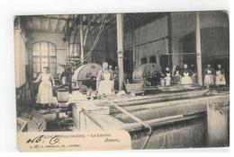 Antwerpen Anvers, Hôpital De Stuyvenberg - Le Lavoir N.267 G HERMANS 1905 - Antwerpen