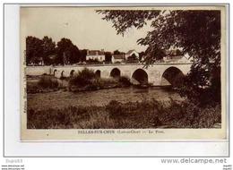 SELLES SUR CHER - Le Pont - Très Bon état - Selles Sur Cher