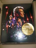 Johnny Hallyday - Coffret CD Intégrale Live 2003 - Neuf & Scellé - Musique & Instruments