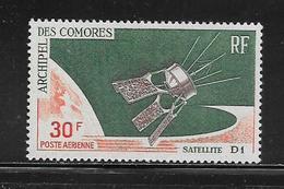 COMORES  ( FRCOM - 47 ) 1966  N° YVERT ET TELLIER  N° 17  N* - Comoro Islands (1950-1975)