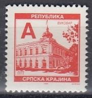 War Period SRPSKA KRAJINA 50,unused - Croatia