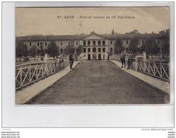 AUCH - Pont Et Caserne Du 12e D'Artillerie - Très Bon état - Auch