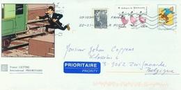 France P.A.P., Bande Dessinée Tintin Hergé - Bandes Dessinées