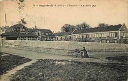 VAL D'OISE  ARGENTEUIL  L' Hopital - Argenteuil