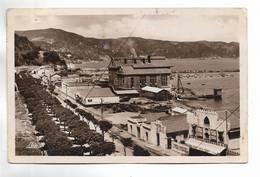 ALGERIE - PHILIPPEVILLE - La Centrale Et Le Skida - Carte Glacée - Autres Villes
