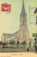 VAL D'OISE  ARGENTEUIL  L'église - Argenteuil