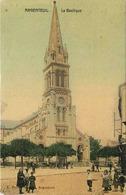 VAL D'OISE  ARGENTEUIL  La Basilique - Argenteuil