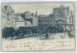 40665728 Koblenz_Rhein Koblenz Goebenplatz X Koblenz_Rhein - Allemagne