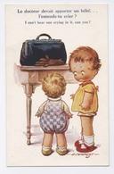 Illustrateur D. Tempest - Le Docteur Devait Apporter Un Bébé  - Bamforth Co 'Tempest Kiddy' N° 144 - Illustrateurs & Photographes