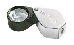 Lindner 7179 Eschenbach Folding Magnifier - 12x - Francobolli