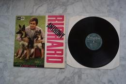 RICHARD ANTHONY LUNDI LUNDI LP    DE 1966 BORIS VIAN .BEATLES - Rock