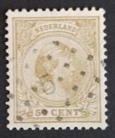 Nederland/Netherlands - Nr. 43b Met Puntstempel 5 - Used Stamps