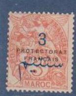 MAROC       N°  YVERT  :  39  NEUF AVEC  CHARNIERES      (  CH  02/38 ) - Nuovi