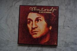MOULOUDJI 25 ANS DE CHANSONS COFFRET 4 LP + LIVRET VALEUR +1973 VARIANTE - Rock