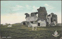 Kendal Castle, Westmorland, C.1905 - Milton Chromolette Postcard - Cumberland/ Westmorland