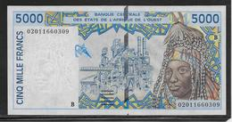 Bénin - 1000 Francs - Pick N°213Bm - NEUF - Bénin