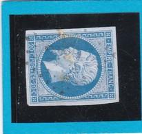 N° 14 A   PC 2156  MOREE ( 40 )  LOIR ET CHER  - REF 12914 - Ind 9  Cote 55€ - 1853-1860 Napoleon III