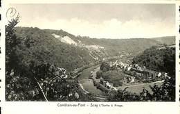 CPA - Belgique - Comblain-au-Pont - Scay - L'Ourthe à Rivage - Comblain-au-Pont