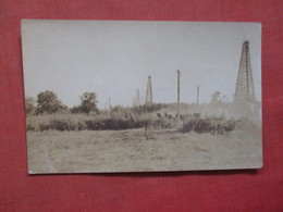 RPPC To Id Location  Oil Wells  Ref  3850 - Postcards