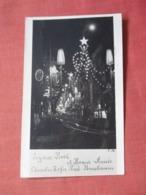 RPPC Christmas Scene    Belgium > Brussels  Ref  3850 - Belgium