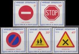 CENTRAFRIQUE - Code De La Route - Central African Republic