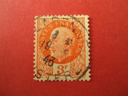 "1941-42- Oblitéré N°  521    -    PETAIN,     "" Type Bersier""    "" 3 F Orange   ""       Net  3 - 1941-42 Pétain"
