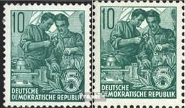 DDR 704A,704B (kompl.Ausg.) Gestempelt 1959 Fünfjahresplan (VII) - [6] République Démocratique