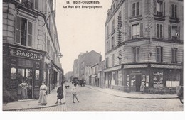 BOIS COLOMBES - Francia