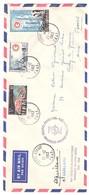 TAAF 21/12/1963 TERRE ADELIE AVECN°20 ET N°21 ET PA 7 - Tierras Australes Y Antárticas Francesas (TAAF)