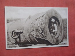 Malik- Maidan, The Worlds Largest Medieval Canon In India   Ref  3850 - Asia