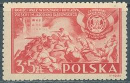 POLAND - MNH/** - 1946 -  DOMBROWSKI -  Yv 464 Mi 434 - Lot 21176 - 1944-.... Republic