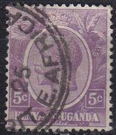 OSTAFRIKA GEMEINSCHAFT [1922] MiNr 0002 ( O/used ) - Kenya, Uganda & Tanganyika