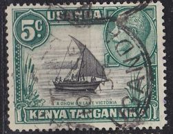 OSTAFRIKA GEMEINSCHAFT [1935] MiNr 0032 ( O/used ) - Kenya, Uganda & Tanganyika