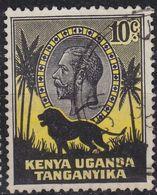 OSTAFRIKA GEMEINSCHAFT [1935] MiNr 0033 ( O/used ) - Kenya, Uganda & Tanganyika