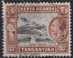 OSTAFRIKA GEMEINSCHAFT [1935] MiNr 0038 ( O/used ) - Kenya, Uganda & Tanganyika