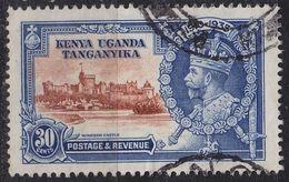 OSTAFRIKA GEMEINSCHAFT [1935] MiNr 0046 ( O/used ) - Kenya, Uganda & Tanganyika