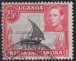 OSTAFRIKA GEMEINSCHAFT [1938] MiNr 0061 ( O/used ) - Kenya, Uganda & Tanganyika
