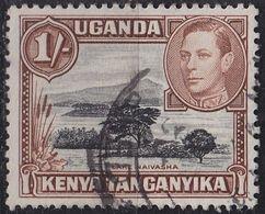 OSTAFRIKA GEMEINSCHAFT [1938] MiNr 0066 C ( O/used ) - Kenya, Uganda & Tanganyika