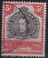 OSTAFRIKA GEMEINSCHAFT [1938] MiNr 0069 D ( O/used ) - Kenya, Uganda & Tanganyika